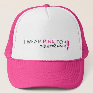 I Wear Pink For My Girlfriend Hat