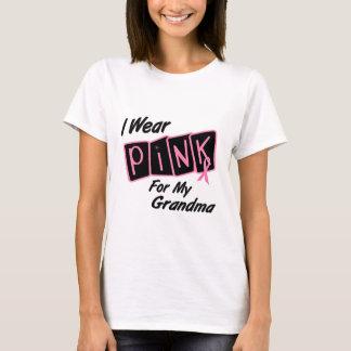 I Wear Pink For My Grandma 8 BREAST CANCER Shirts