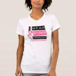 I Wear Pink For My Grandma Breast Cancer T-shirt