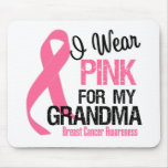 I Wear Pink For My Grandma Mouse Mats