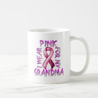 I Wear Pink for my Grandma.png Coffee Mug