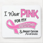 I Wear Pink For My Grandmother 42 Breast Cancer Mousepads
