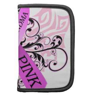 I Wear Pink for my Great Grandma.png Folio Planner