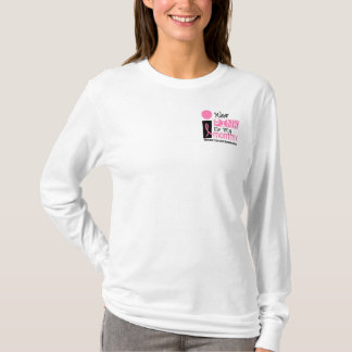 I Wear Pink For My Mommy 9 Breast Cancer T-Shirt