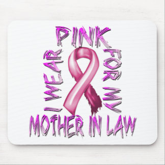 I Wear Pink for my Mother in Law.png Mouse Pad