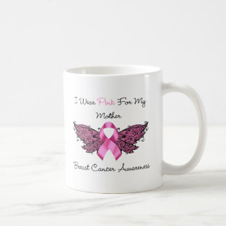 I Wear Pink For My Mother Coffee Mugs