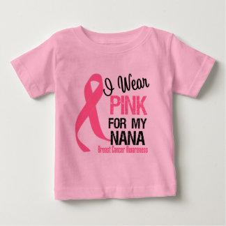 I Wear Pink For My Nana Shirt