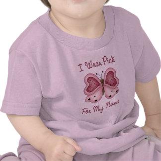 I Wear Pink For My Nana T Shirts