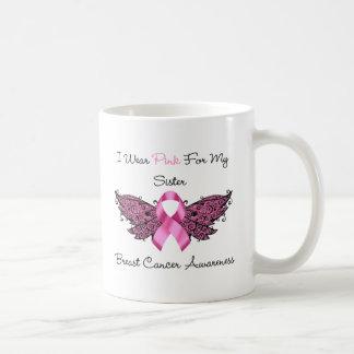 I Wear Pink For My Sister Coffee Mug