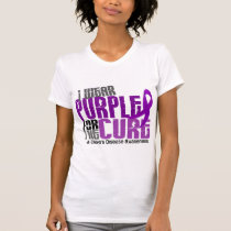 I Wear Purple For Brother-In-Law 6 Crohn's Disease T-Shirt