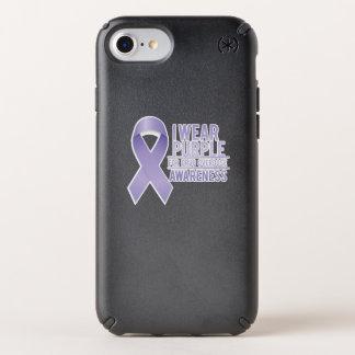 I Wear Purple For Drug Overdose Awareness Gift Speck iPhone Case
