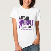 I Wear Purple For ME 10 Lupus T Shirt