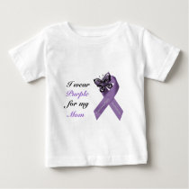 I wear purple for my .... baby T-Shirt