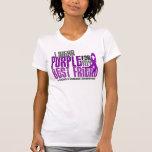 I Wear Purple For My Best Friend 6 Crohn's Disease Tshirts