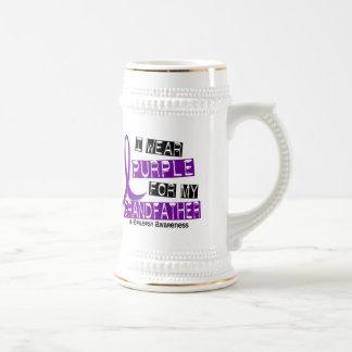 I Wear Purple For My Grandfather 37 Epilepsy Mug
