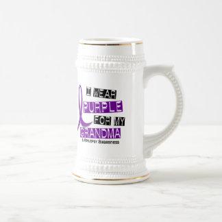 I Wear Purple For My Grandma 37 Epilepsy Mug
