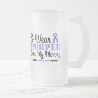 I Wear Purple For My Mommy Mug