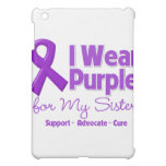 I Wear Purple For My Sister Case For The iPad Mini