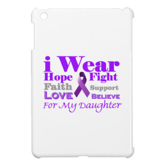 I Wear Purple - My Daughter Has Epilepsy Case For The iPad Mini