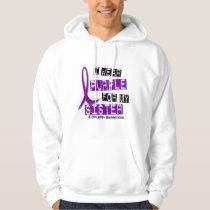 I Wear Purple Sister Epilepsy Hoodie