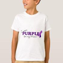 I Wear Purple T-Shirt