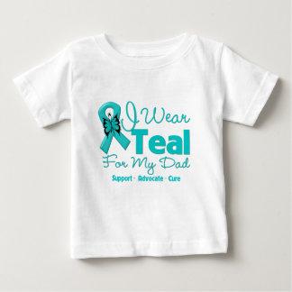 I Wear Teal For My Dad Tshirt