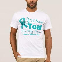 I Wear Teal For My Nana T-Shirt