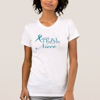 I wear teal for my NIECE Shirt