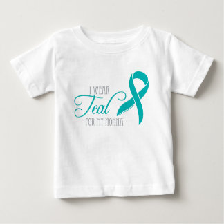 I Wear Teal for My Nonna Baby T-Shirt