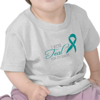 I Wear Teal for My Nonna T-shirt