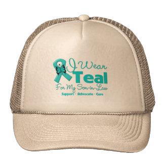 I Wear Teal For My Son-in-Law Trucker Hat