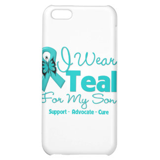 I Wear Teal For My Son Cover For iPhone 5C