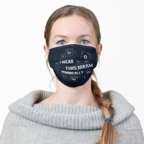 I Wear This Mask Periodically