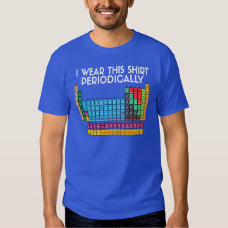 I Wear This Periodically Tee Shirts