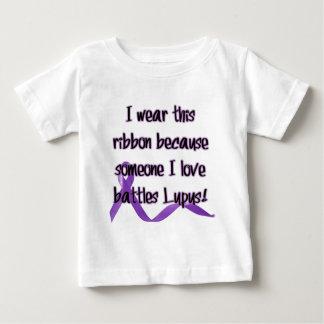 I wear this ribbon.... baby T-Shirt