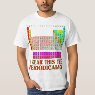 I wear this tee periodically,funny tee