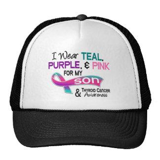 I Wear Thyroid Ribbon For My Son Trucker Hat