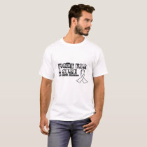 I Wear White for Someone Special Lung Cancer Aware T-Shirt