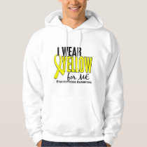 I Wear Yellow For Me 10 Endometriosis Hoodie