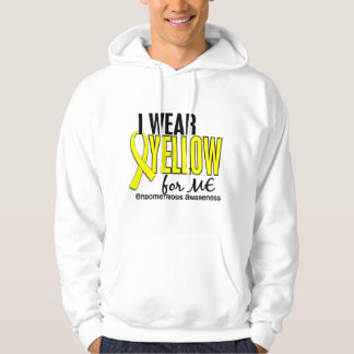 I Wear Yellow For Me 10 Endometriosis Hoody