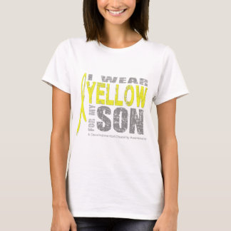I wear yellow for my son T-Shirt