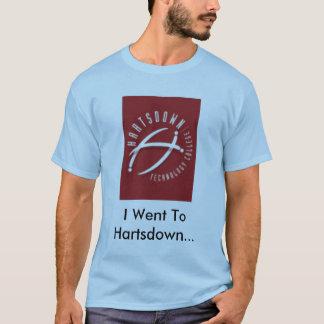I Went To Hartsdown... T-Shirt
