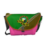 I went to the pub St. patrick's day 2012 Commuter Bag