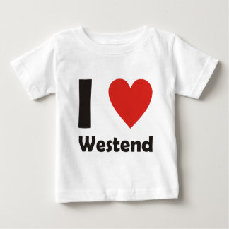 I Westend love Playera