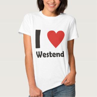 I Westend love Playeras