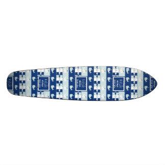 I Whale Always Love You Skateboard Deck