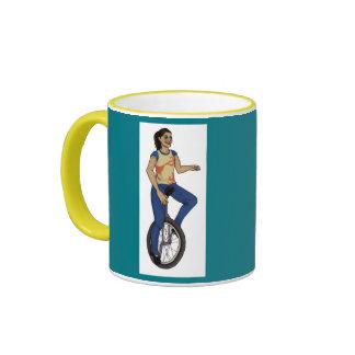 I Wheelie Love Coffee Ringer Mug