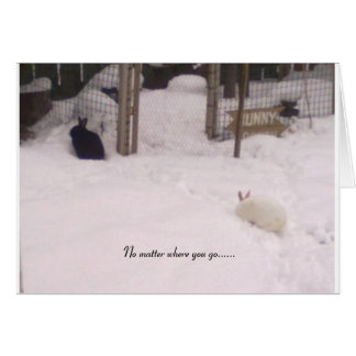 I will always be there greeting card