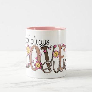 I Will Always Love Ewe Mug
