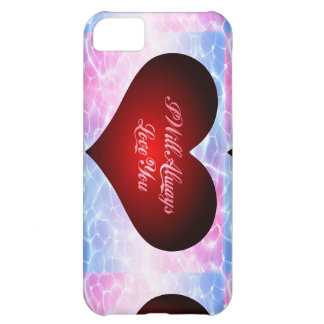 I Will Always Love You  iPhone 5/5S, Barely There iPhone 5C Cover